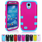 Hot IPhone Skin Hard Back Hybrid Shell Shockproof  Cover Samsung Galaxy S4 i9500