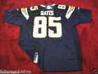 #85 ANTONIO GATES CHARGERS NAVY BLUE NFL SEWN STITCHED JERSEY - CHOOSE SIZE $53.0 USD on eBay