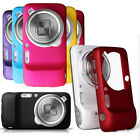 For Samsung Galaxy S4 Zoom C1010 New Snap On Rubberzied hard Matte case cover
