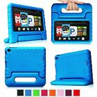 Shock Proof Handle Kids Case Cover for Amazon Kindle Fire HD 6 (2014 Release)
