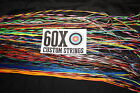 60X Custom Strings String and Cable Set for Mathews Conquest 3, 4 Bow Bowstring