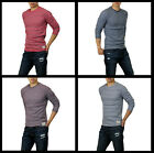 New NWT Hollister by Abercrombie Men Northside Striped Long Sleeve T-Shirts Size