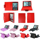 1PCS Wireless Bluetooth Keyboard Stand Leather Case Cover For ipad mini Gift