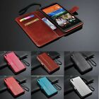 Luxury PU Leather Wallet Flip Cover Protect Case For HTC Desire 820 Tide
