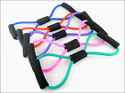 Resistance Training Bands Tube Workout Exercise for Yoga 8 Type