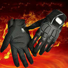 Motocross Motorcycle Bicycle Windproof Winter Drop Resistance Warm Racing Gloves