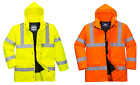 Portwest S460 High Visibility Traffic Jacket - Yellow