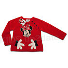 ♥♥ Minnie Mouse ♥♥ Langarm Strick Pullover ♥ 98 104 110 116 122 128  ♥ Mickey ♥