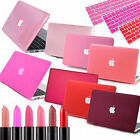 Hot Thin Laptop Hard Case Shell anti scratch crack cover for New Macbook Pro Air