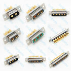 D-SUB DB 2-8 Pin Plug Jack Connector Adapter 30A High Current Power Gold plated