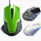 Tide 1PC E-3lue Mazer 2400 DPI 6D USB Wired Optical Game Gaming Mouse Mice