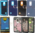 New Defender Series Case / Camo Generic Heavy Duty For Samsung Galaxy Note 4