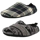 Clarks Slippers Men Mule with Warm Lining Kite Snooze