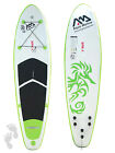 Aquamarina SPK-1 Inflatable Stand Up Paddle Board SUP Custom Package Deal