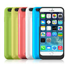 3500mAh External Battery Backup Charging Power Bank Case holder For 4.7 Iphone 6