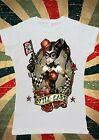 Disney Joker Girl Gambiling Gambler Women T-Shirt Vest Tank Top W140