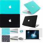 Matt rubberized Laptop Hard Case Thin cover For 2010-2014 New Macbook Pro/Air