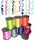 "Crimped Curling Ribbon 3/16"" 500 YDS (1500 Ft) Spool Balloons Party Supplies"