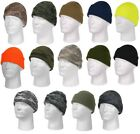 Deluxe Acrylic Military Skiing Survival Winter Beanie Acrylic Watch Cap 5785