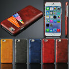 New For iPhone 6 4.7inch Luxury Leather Card Slot Shell Case Cover Tide New