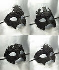 Roman Inspired Mens Venetian Mardi Gras Masquerade Mask Made of Light Resin