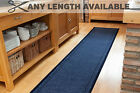 Long Anti Slip Matting Navy Blue Entrance Runner Rugs Mats Priced & Sold Per Ft