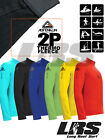 NEW Adrenalin Long Sleeve Thermal 2P Fleece Rash Top Coloured Super stretch