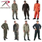 Military Uniform Flight Suit Air Force Style Fighter Flight Coveralls Rothco