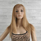 Full Lace / Lace Front Wigs Silky Straight 100% Remy Indian Human Hair Any color