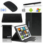 EEEKit Office Kit for 10 in Tablet, Stand Case+Wireless Bluetooth Keyboard / Mouse