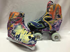 Boys Graffiti Boot Covers for RollerSkates and Ice Skates  S,M,L