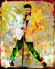 Elvis Presley Poster, Elvis Canvas, The King