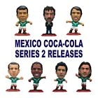 COCA-COLA MEXICO NATIONAL TEAM SERIES 2 MICROSTARS Choice of 12 Figures RED Base £1.49  on eBay