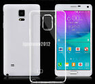 Clear Ultra Thin TPU Soft Gel Silicone Back Case Cover Skin for Samsung Phones