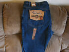 Walls Men's Relaxed Fit Boot Cut Jeans Sizes 37x34 37x38 40x38 42x38 48x30 (NEW)
