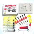 Sram Bike Bicycle Hydraulic Disc Brake Bleed Tool Kit AVID Formula HAYES ELIXIR