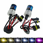 2x NEW Xenon 9007 9004 HB5 HID Bulbs AC 35W 9-16V Replacement Hi/Lo Headlight
