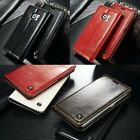 For Samsung Galaxy S6 Edge G9250 Leather Wallet Card Flip Case Cover Tide NEW