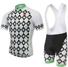 2015 New Sportswear Cycling Bike Short Sleeve Clothing Bicycle Jersey Bib Shorts