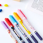 Ardium Twin Color Pen 6 Types Double sided 0.4mm