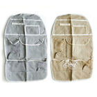 1PC Car Auto Care Seat Cover Storage Bag Pouch For Children Kick Mat Mud Nice