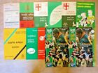 South Africa Rugby Tour Programmes 1951 - 1994