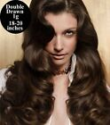 25 Dessinés Double 1g Russe Standard Remy AAAA Extension Cheveux Ongle Pointe U