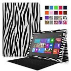 Folio Stand Cover Case Bluetooth Keyboard for 12-inch Microsoft Surface Pro 3