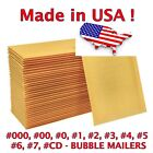 Kyпить Wholesale Bubble Mailers Padded Envelopes #0 #1 #2 #3 #4 #5 #6 #7 #00 #000 - USA на еВаy.соm
