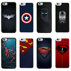 Marvel Avengers DC Superheroes Case Cover for Apple iPhone 4 4S 5 5S 6 Plus - 39