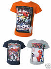 Big Hero 6 Disney T-Shirt Official Top 100% Cotton Ages 3Y, 4Y, 6Y and 8 Years