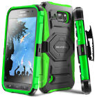 Evocel® Galaxy S6 Active (SM-G890) Rugged Holster Case w/ Kickstand & Belt Clip