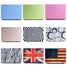 """Frosted Case + Keyboard cover For Apple Macbook 11.6"""" 12"""" 13.3"""" 15"""" AIR PRO"""
