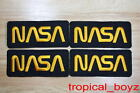 4 NASA US Space Program Iron on Patches Patch Badge Wholesale Lot